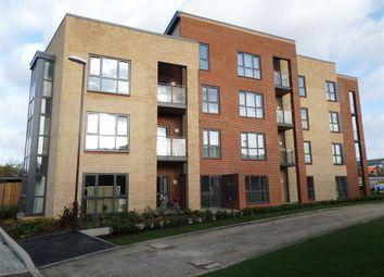 Thumbnail 1 bed flat to rent in Bessemer Lodge, 15 Ada Walk, Milton Keynes