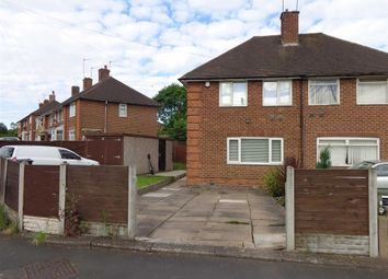 Thumbnail 3 bed semi-detached house for sale in Ridpool Road, Kitts Green, Birmingham