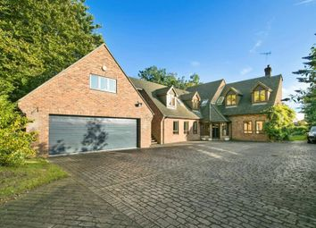 Thumbnail 6 bed detached house to rent in Leigh Court Close, Cobham
