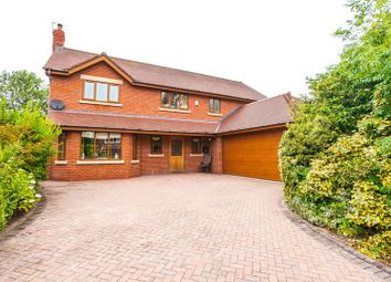 Thumbnail 4 bed detached house for sale in Town Green Gardens, Aughton, Ormskirk