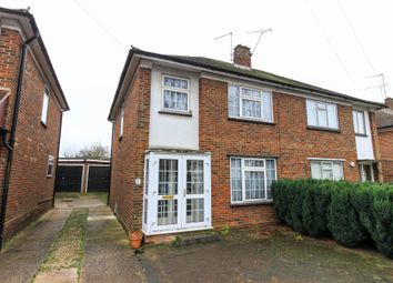 Thumbnail 3 bedroom semi-detached house for sale in Hawkwood Crescent, London