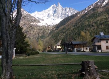 Thumbnail Land for sale in Chamonix, Chamonix, France