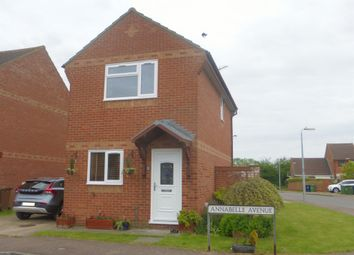 Thumbnail 2 bed detached house for sale in Annabelle Avenue, Manea, March