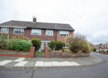Thumbnail 5 bed semi-detached house for sale in Highside Drive, Sunderland