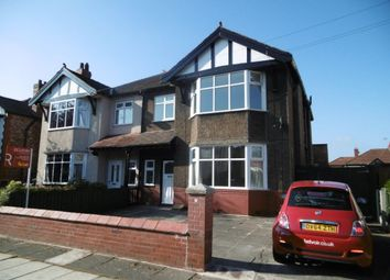 Thumbnail 3 bedroom property to rent in Calderstones Avenue, Mossley Hill, Liverpool