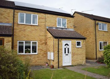 Thumbnail 3 bedroom end terrace house for sale in Roger Ride, Toftwood, Dereham