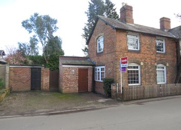 Thumbnail 3 bed cottage for sale in Main Street, Great Glen, Leicester