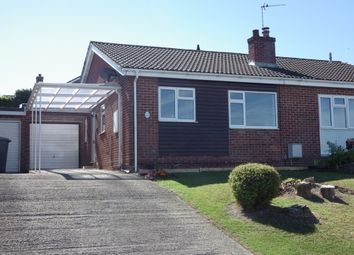 Thumbnail 3 bed semi-detached bungalow to rent in Castle View, Westbury