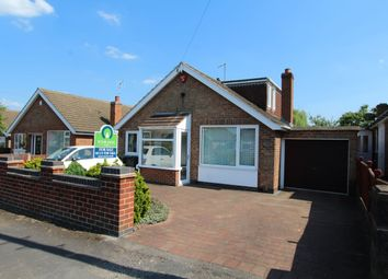 Thumbnail 4 bed bungalow for sale in Highfield Road, Nuthall, Nottingham