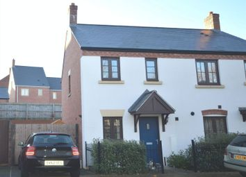Thumbnail 2 bed end terrace house to rent in Pepper Mill, Lawley, Telford