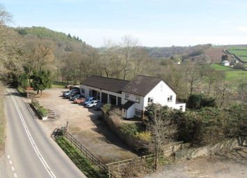Thumbnail 3 bedroom detached house for sale in Burrington, Umberleigh
