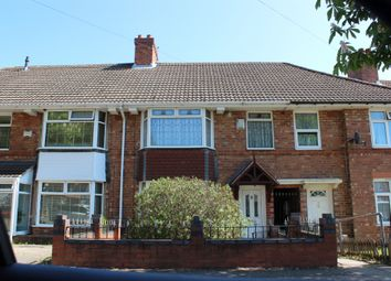 Thumbnail 3 bed terraced house to rent in Hawthorn Road, Kingstanding, Birmingham