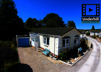 Thumbnail 2 bed mobile/park home for sale in Beechwood Crescent, Dawlish Warren, Dawlish