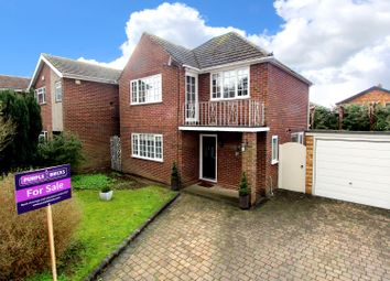 Thumbnail 3 bed detached house for sale in Woodside Avenue, Flackwell Heath