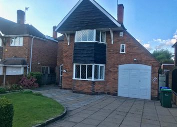 Thumbnail 4 bed detached house to rent in Pear Tree Drive, Great Barr