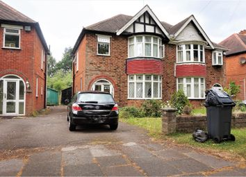Thumbnail 3 bed semi-detached house for sale in Sarehole Road, Birmingham