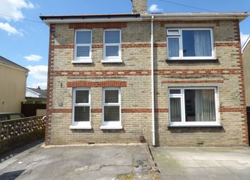 Thumbnail 3 bedroom semi-detached house to rent in Jubilee Road, Parkstone