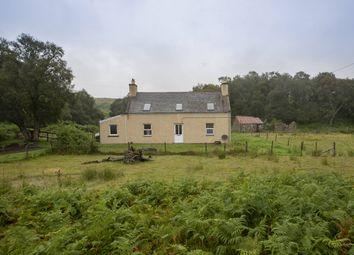 Thumbnail 3 bed cottage for sale in Strathnaver, Kinbrace, Sutherland, Highland