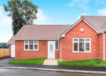 Thumbnail 2 bed semi-detached bungalow for sale in Plants Close, Off Jockey Road, Sutton Coldfield