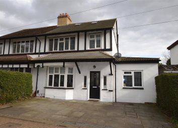 Thumbnail 5 bedroom semi-detached house for sale in Green Lane, Worcester Park