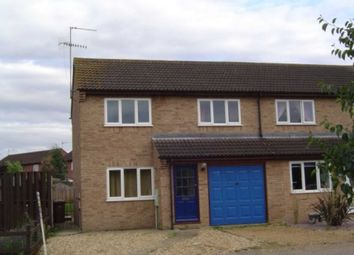 Thumbnail 3 bed property to rent in Swallow Way, March