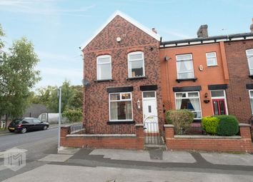 Thumbnail 3 bedroom end terrace house for sale in Oxford Grove, Bolton