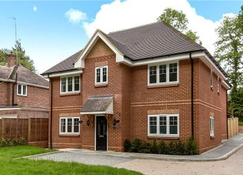Thumbnail 4 bedroom detached house for sale in Prior End, Camberley