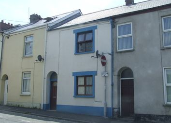 Thumbnail 2 bed terraced house to rent in Higher Maudlin Street, Barnstaple