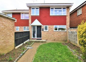 Thumbnail 3 bed semi-detached house for sale in Antony Close, Canvey Island, Essex