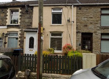 Thumbnail 2 bed cottage for sale in Bridge Street, Abertillery