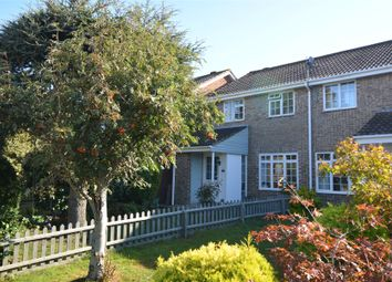 Thumbnail 3 bedroom end terrace house for sale in Samber Close, Lymington, Hampshire
