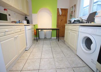 Thumbnail 4 bed terraced house to rent in Norman Street, Cathays, Cardiff