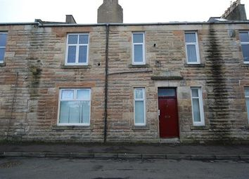 Thumbnail 1 bed flat for sale in Galloway Place, Saltcoats