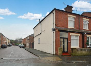 Thumbnail 2 bed end terrace house for sale in Belmont Street, Heaton Norris, Stockport, Cheshire