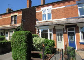 Thumbnail 2 bed terraced house for sale in Church Road, Aylestone, Leicester