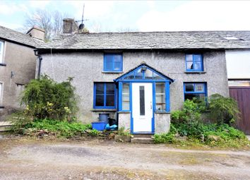 Thumbnail 3 bed semi-detached house for sale in Queen Anne Cottage, Bouth, Ulverston, Cumbria