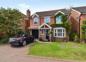 Thumbnail 4 bedroom detached house for sale in Kelway, Binley, Coventry