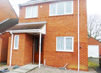 Thumbnail 3 bed property to rent in Viking Way, Whittlesey, Peterborough