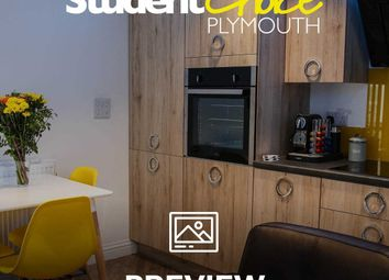 Thumbnail 5 bedroom maisonette to rent in Clifton Place, Plymouth