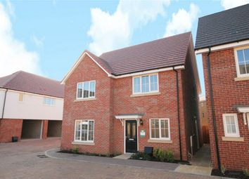 Thumbnail 4 bed detached house for sale in The Eversden, The Ferns, Wixams