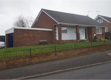 Thumbnail 2 bed detached bungalow for sale in Saville Road, Barnsley