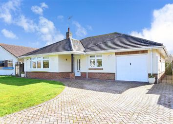Thumbnail 3 bed detached bungalow for sale in Grasmere Road, Chestfield, Whitstable, Kent