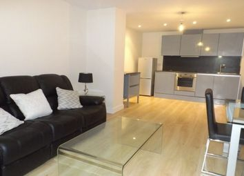 Thumbnail 1 bed flat to rent in Galleon Way, Cardiff