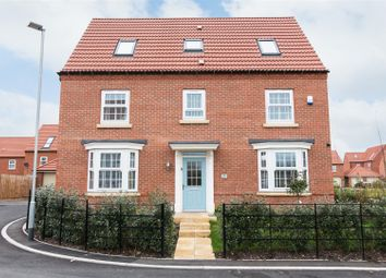 Thumbnail 5 bed detached house for sale in Poppy Close, Cotgrave, Nottingham