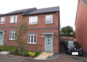 Thumbnail Property for sale in Gee Lane, Thringstone, Coalville, Leicestershire