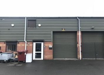 Thumbnail Light industrial to let in Unit 2, Brownhills Business Park, Canal Lane, Tunstall, Stoke On Trent, Staffordshire