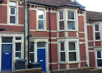 Thumbnail 6 bed terraced house to rent in Horfield Rd, Kingsdown - Bristol