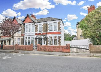 Thumbnail 3 bedroom end terrace house for sale in Clodien Avenue, Heath, Cardiff