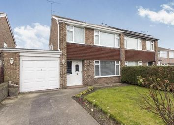 Thumbnail 3 bed semi-detached house for sale in Summertrees Road, Great Sutton, Ellesmere Port, Cheshire