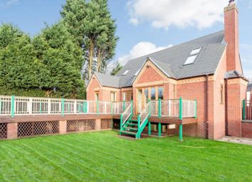 Thumbnail 5 bed detached house for sale in The Plot Wellington Road, Horsehay, Telford